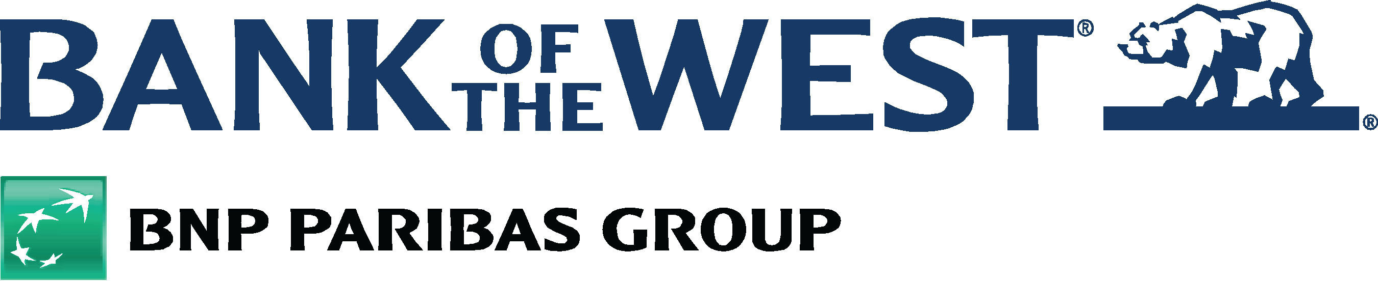 Bank of the West Logo.