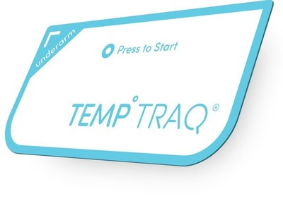 TempTraq wearable, Bluetooth temperature monitor provides peace of mind to parents and nurses.