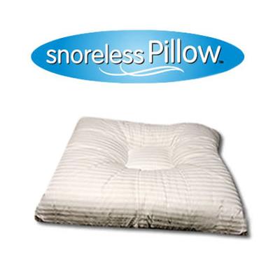 Snoreless Pillow Review.  (PRNewsFoto/ScamOrNotReviews)