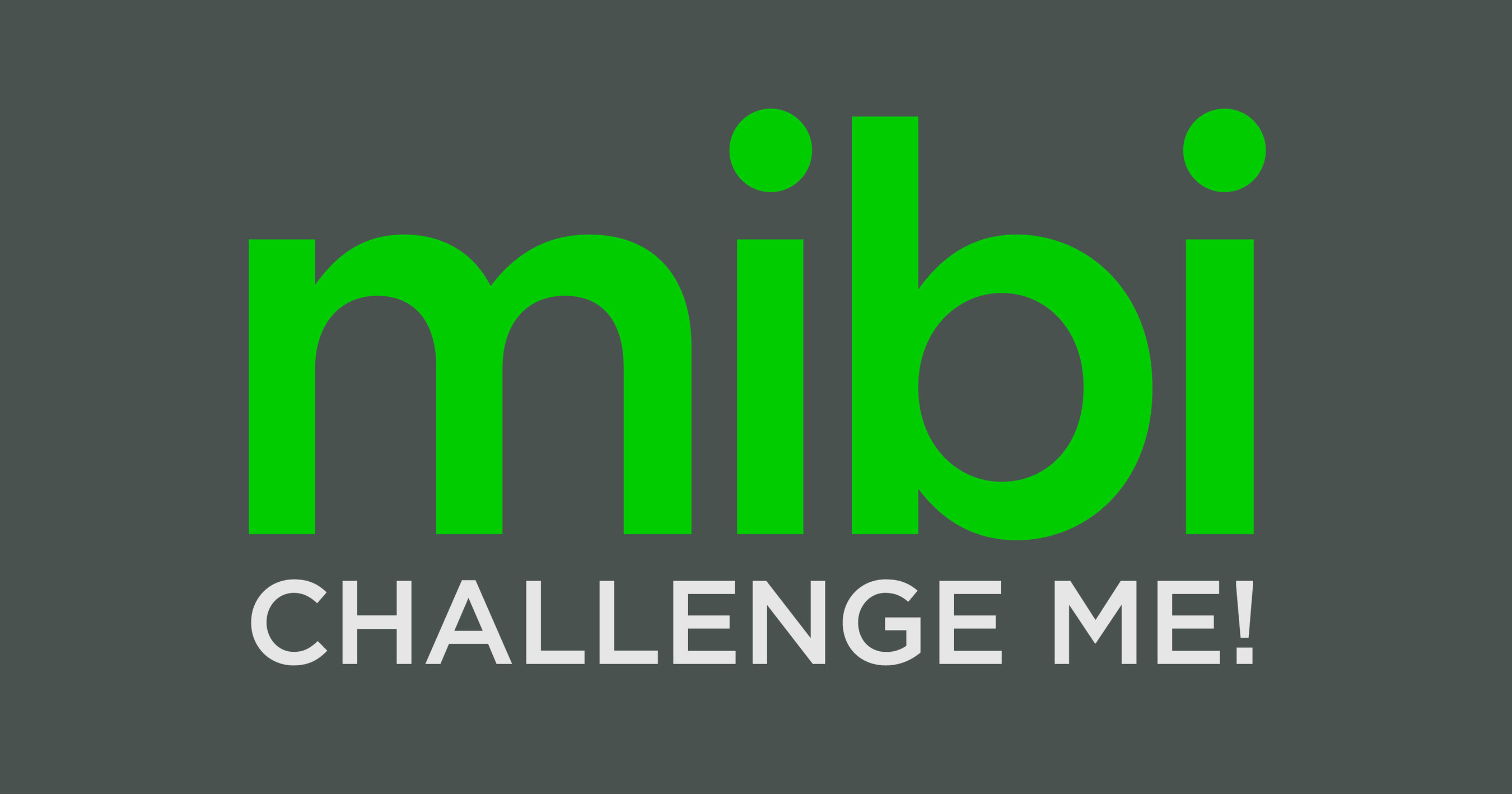 Mibi, New Challenge App For iPhone, iPad and iPod Touch Launches Today on the App Store