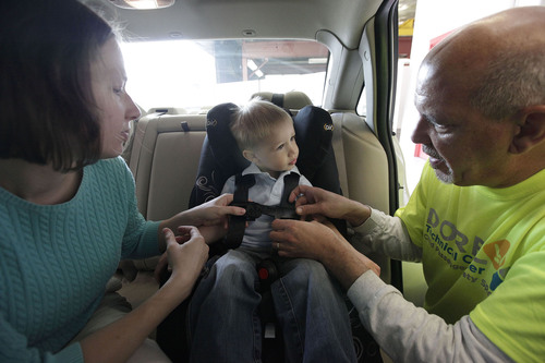 Dorel Juvenile Group Launches Car Seat Safety Campaign With Opening Of Free Permanent Check Station