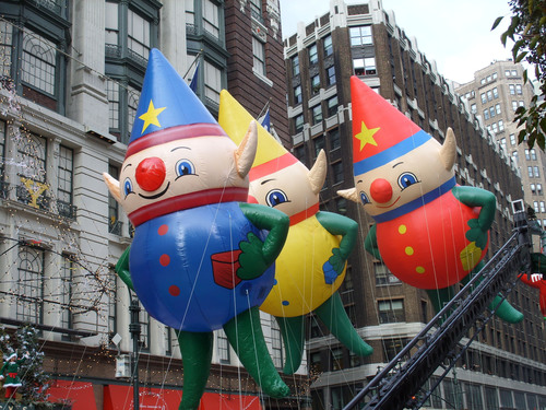 Get It. Design It. Parade It.  Macy's Great American Elf Adventure Begins August 9th in Celebration
