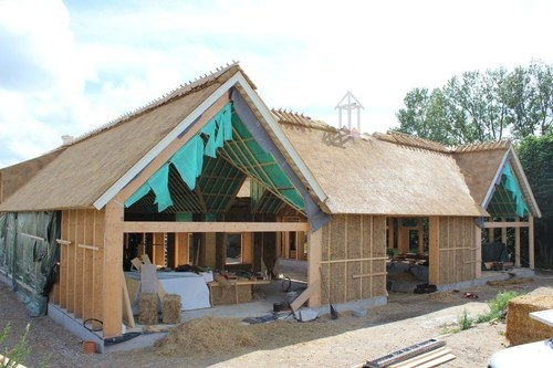 Straagaarden is building a sustainable future (PRNewsFoto/Metsa Wood) (PRNewsFoto/Metsa Wood)