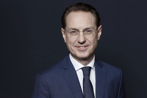 Gotthard Haug is stepping down as Teleplan CEO as of 15 May 2016. (PRNewsFoto/Teleplan International N.V.)