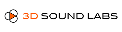 3D Sound Labs Logo