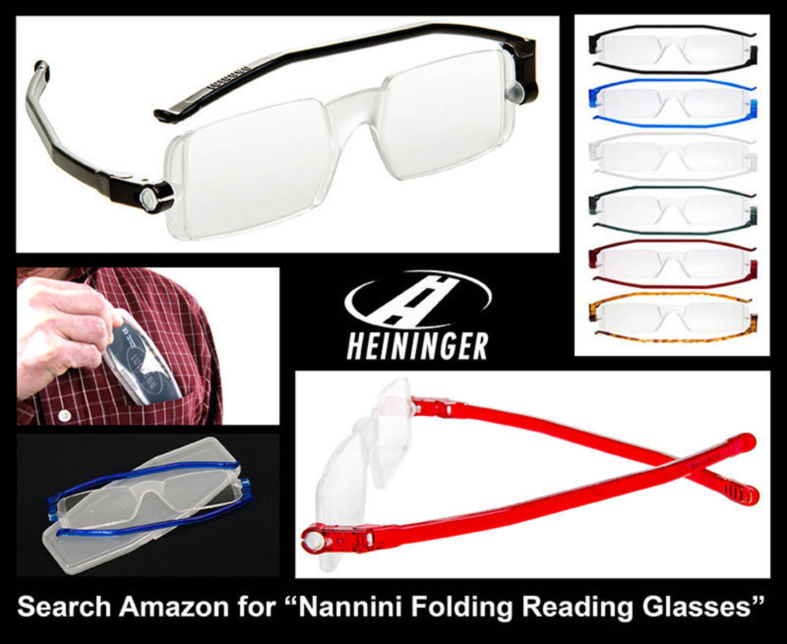 4ec99c5d1aa The World s Most Portable Reading Glasses Nannini Readers From ...