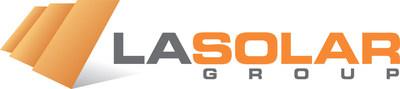 LA Solar Group Logo