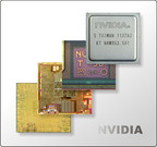 NVIDIA Tegra3.  (PRNewsFoto/UBM TechInsights)