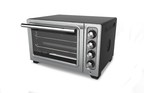New KitchenAid Compact Countertop Oven with Even-Heat(TM) Technology