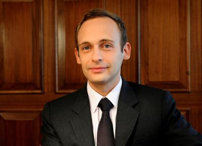 Gilbert Kamieniecky, Principal at Investcorp.  (PRNewsFoto/Investcorp)