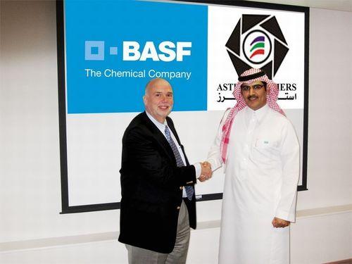 BASF Middle East und Astra Polymers intensivieren Zusammenarbeit