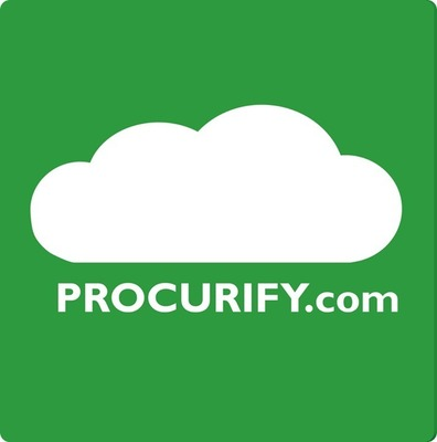 Procurify logo (PRNewsFoto/Procurify)