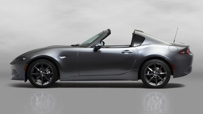 2017 Mazda MX-5 Miata RF Launch Edition Preordering Begins Today to Start from $33,850