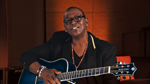 Randy Jackson to launch guitars on HSN December 16 at 12:01 a.m.  (PRNewsFoto/HSN)