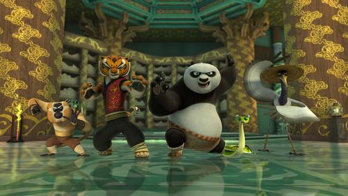 Megahit Martial Arts Panda is Back as Nickelodeon and Dreamworks Animation Premiere Kung Fu Panda: