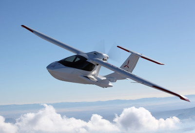ICON Aircraft - ICON A5.  (PRNewsFoto/ICON Aircraft)
