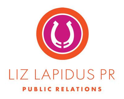 Liz Lapidus Public Relations Logo. (PRNewsFoto/Liz Lapidus Public Relations)
