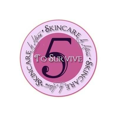 Alana's 5 To Survive for the Holiday 2012.  (PRNewsFoto/Skincare by Alana)