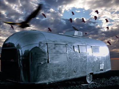 Airstream dreams.  (PRNewsFoto/AirstreamVisions.com)