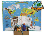 Junior Explorers Inc. is a Brooklyn, NY based edu-tech social enterprise launching a monthly subscription program with a mission to inspire the next generation of environmental stewards. The company develops products and digital experiences that connect kids to the planet.
