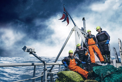 Arctic Circle trawler Hermes deploying LiveU's live video technology