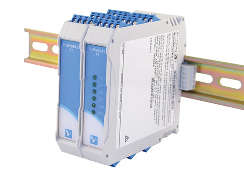 Acromag's New 6-Channel Optocoupler and Interposing Relay Modules Monitor/Control High-Voltage