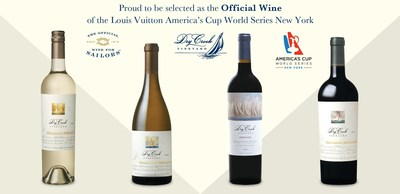 Dry Creek Vineyard is selected as the Official Wine of the Louis Vuitton America's Cup World Series New York and Chicago