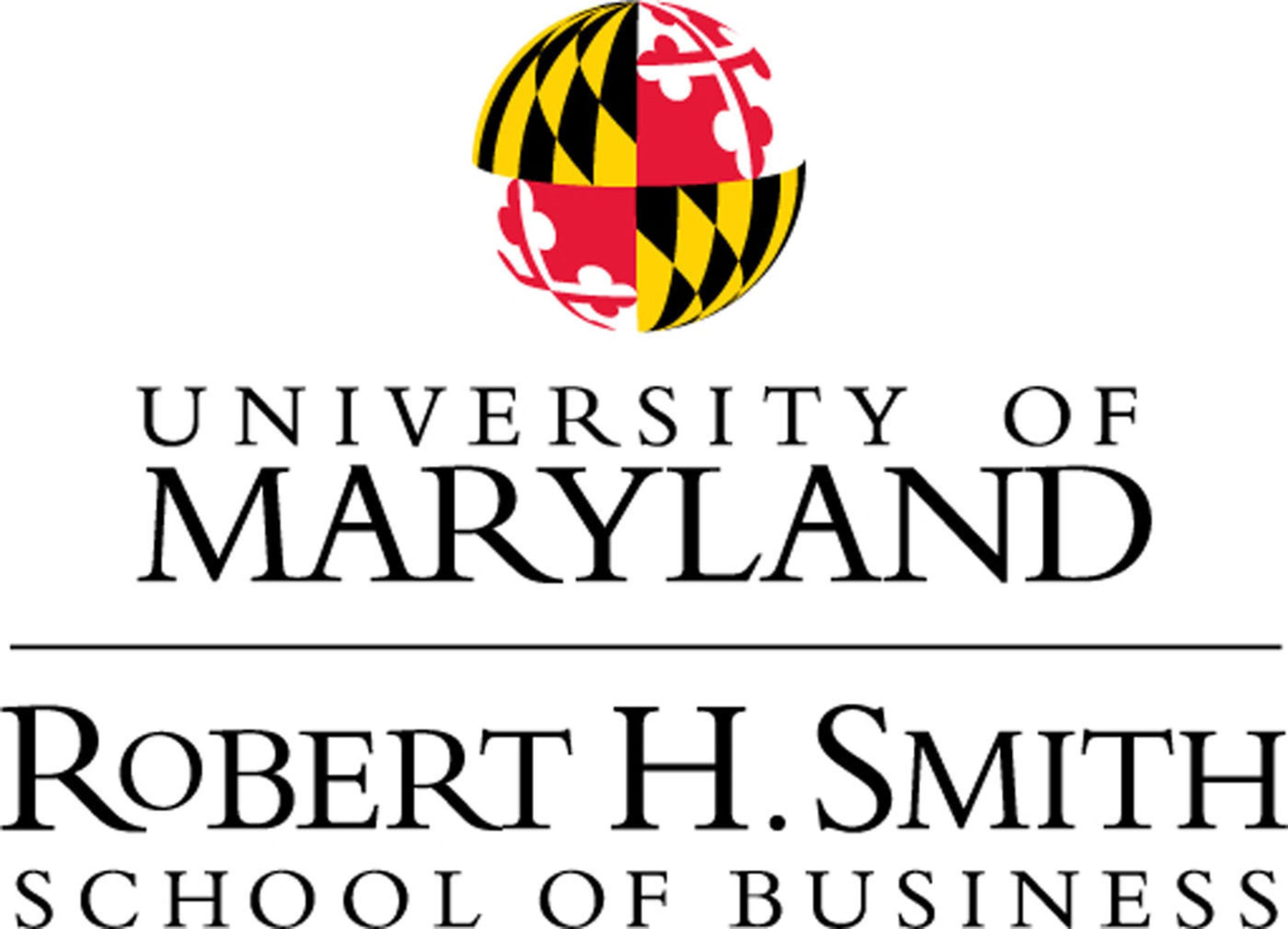 Logo. (PRNewsFoto/University of Maryland Robert H. Smith School of Business)