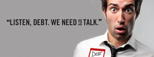 End your bad relationship with debt!.  (PRNewsFoto/Money Management International)
