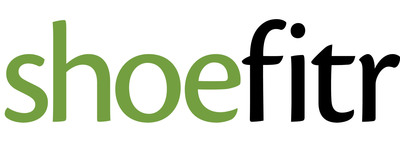 Shoefitr Logo (http://Shoefitr.com).  (PRNewsFoto/Shoefitr)