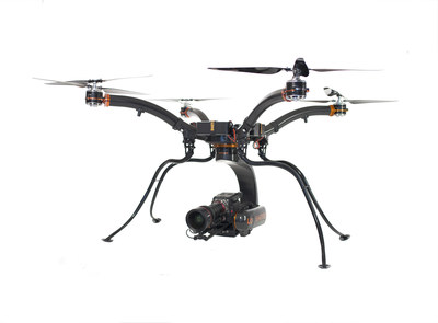 SHOTOVER Takes Drone Cinematography and Imaging to New Heights with Launch of SHOTOVER U1, World's First Professional Grade Unmanned Aerial Vehicle for Broadcast, Motion Picture, Surveillance and Industrial Survey Markets