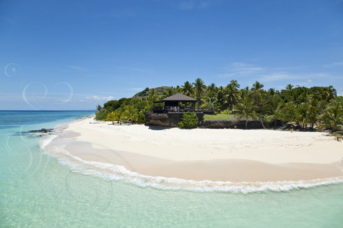 Vomo Island Resort Fiji, Featured Destination in Final Episode of the Season on ABC's The