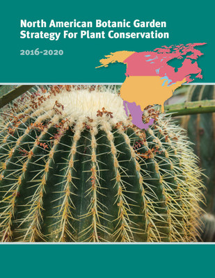 2016-2020 North American Botanic Garden Strategy for Plant Conservation