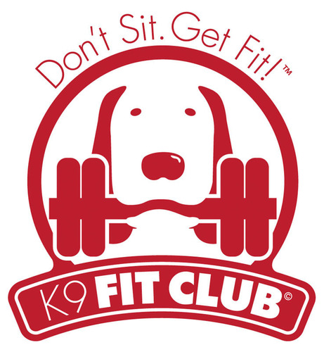 Changing Lives One Dog at a Time.  (PRNewsFoto/K9 Fit Club)
