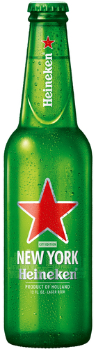 "Heineken unveils first of a kind, limited-edition bottles for new ""Cites of the World"" campaign. ..."