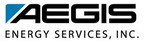 Aegis Energy Services, Inc, a Combined Heat and Power company.  (PRNewsFoto/Aegis Energy Services, Inc)