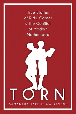 TORN book cover.  (PRNewsFoto/Walravens Writing Group)