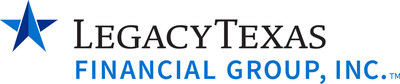 LegacyTexas Financial Group, Inc. is the holding company for LegacyTexas Bank, a commercially oriented community bank based in Plano, Texas. LegacyTexas Bank operates 45 banking offices in the Dallas/Fort Worth Metroplex and surrounding counties. For more information, visit www.LegacyTexasFinancialGroup.com.