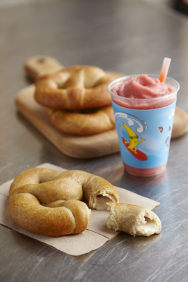 Introducing Jamba Juice's All-New, Nutritious Jamba Kids(TM) Meals, which have the highest whole fruit servings of any leading quick service restaurant kids meal.  (PRNewsFoto/Jamba Juice Company)