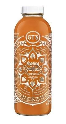 'Sharing Gratitude' celebrates 20 years of GT's Kombuncha