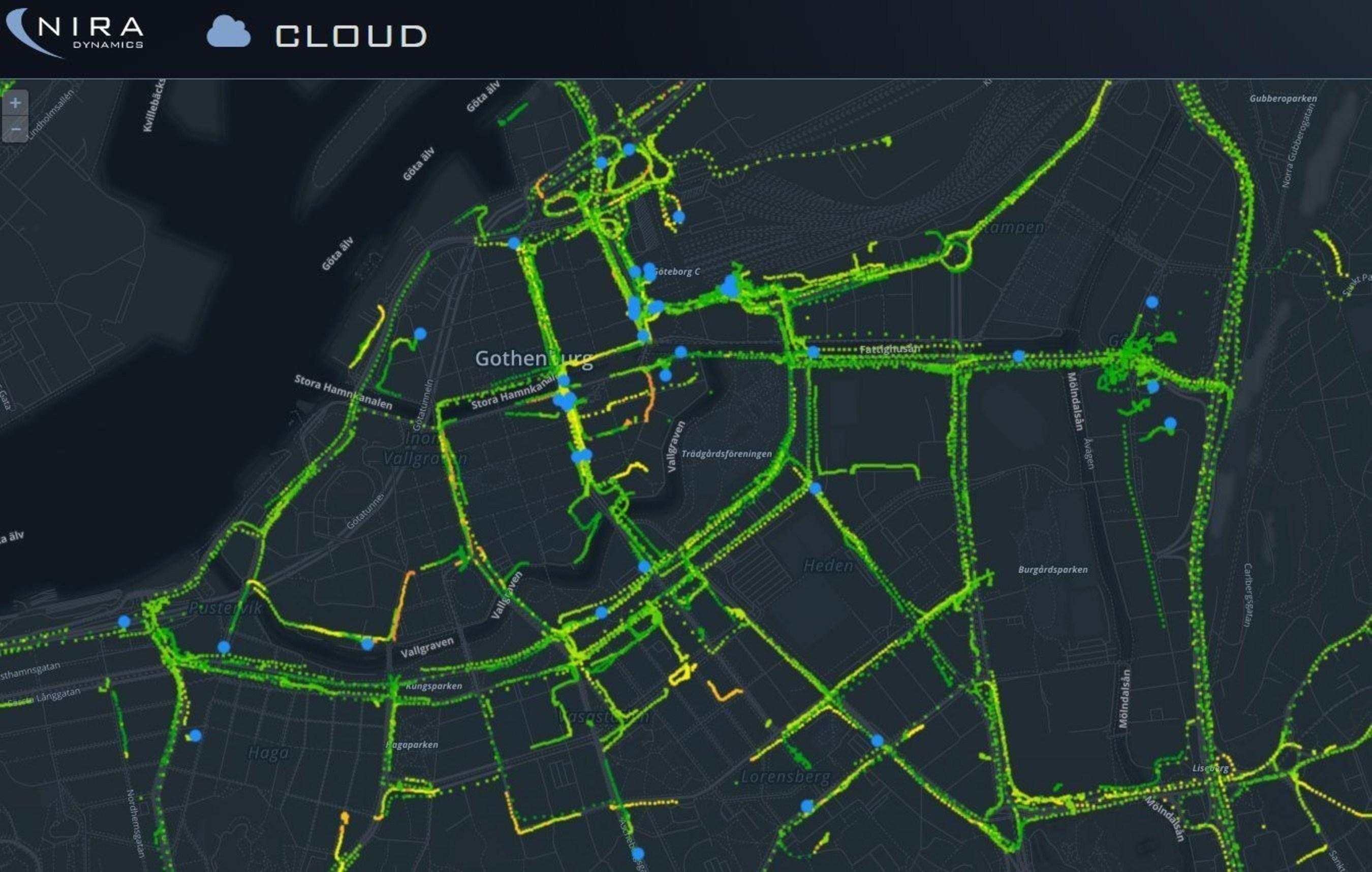 NIRA Dynamics AB lança nova solução de segurança para aumentar a conscientização do motorista