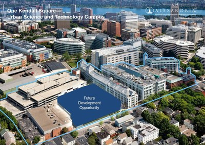 One Kendall Square -- Urban Science and Technology Campus