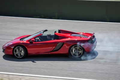 McLaren Automotive reveals details and images of 2013 12C Spider