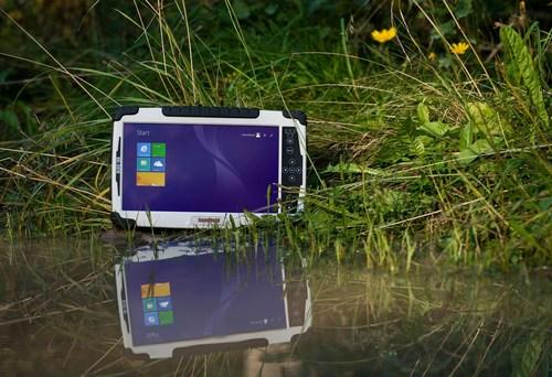 Handheld Announces Major Upgrade to the ALGIZ 10X Outdoor-Rugged Tablet (PRNewsFoto/Handheld Group) (PRNewsFoto/Handheld Group)