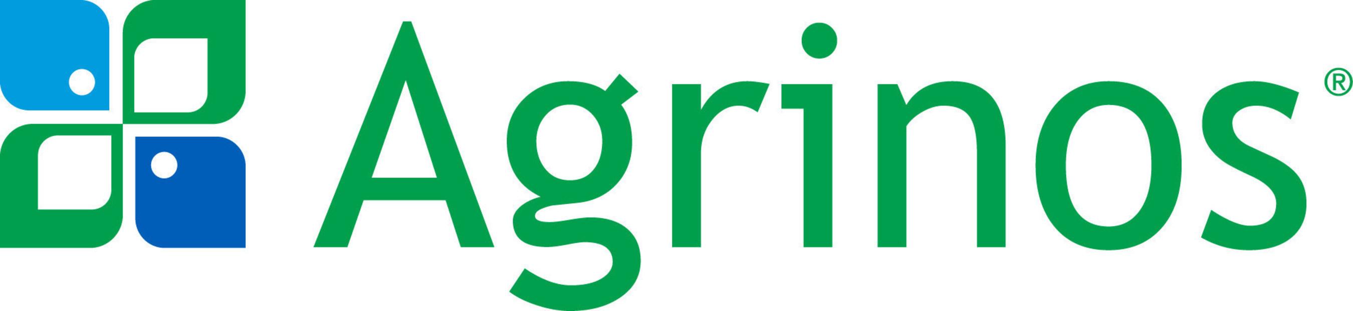 Agrinos logo.