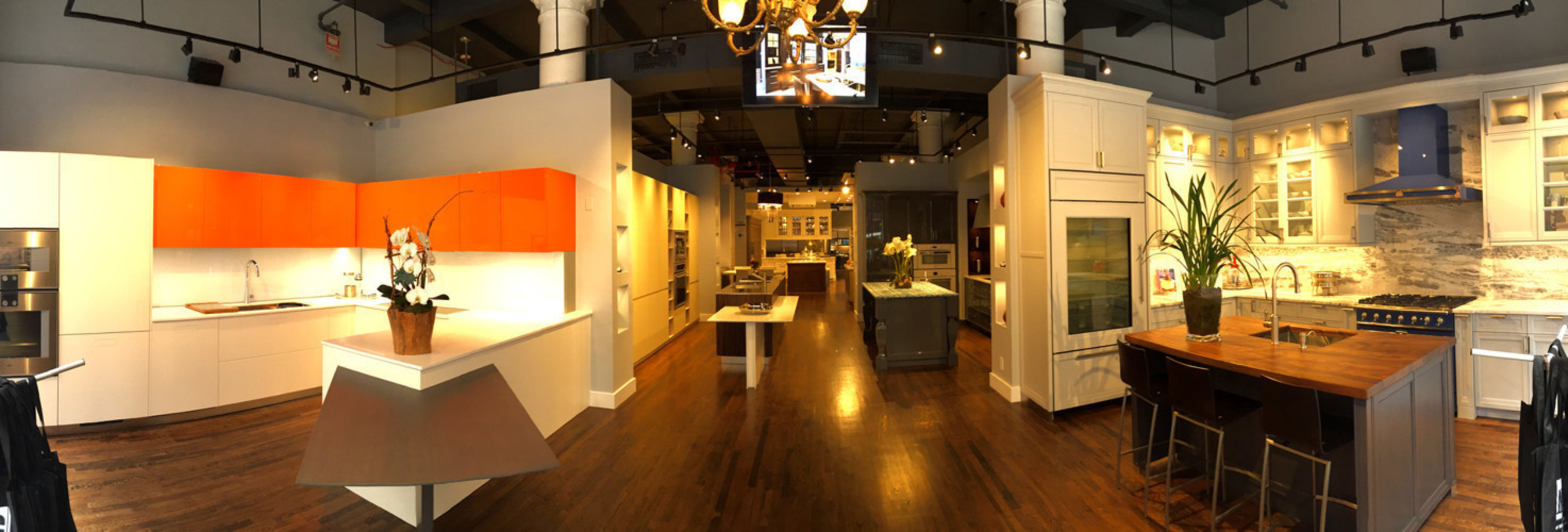 MCK+B Celebrates Grand Opening Of New NYC Kitchen And Bath Showroom