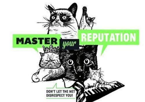Master Your Reputation Logo (PRNewsFoto/Altran)