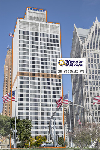 Qstride Becomes Latest Technology Company to Move Headquarters to Downtown Detroit's Burgeoning