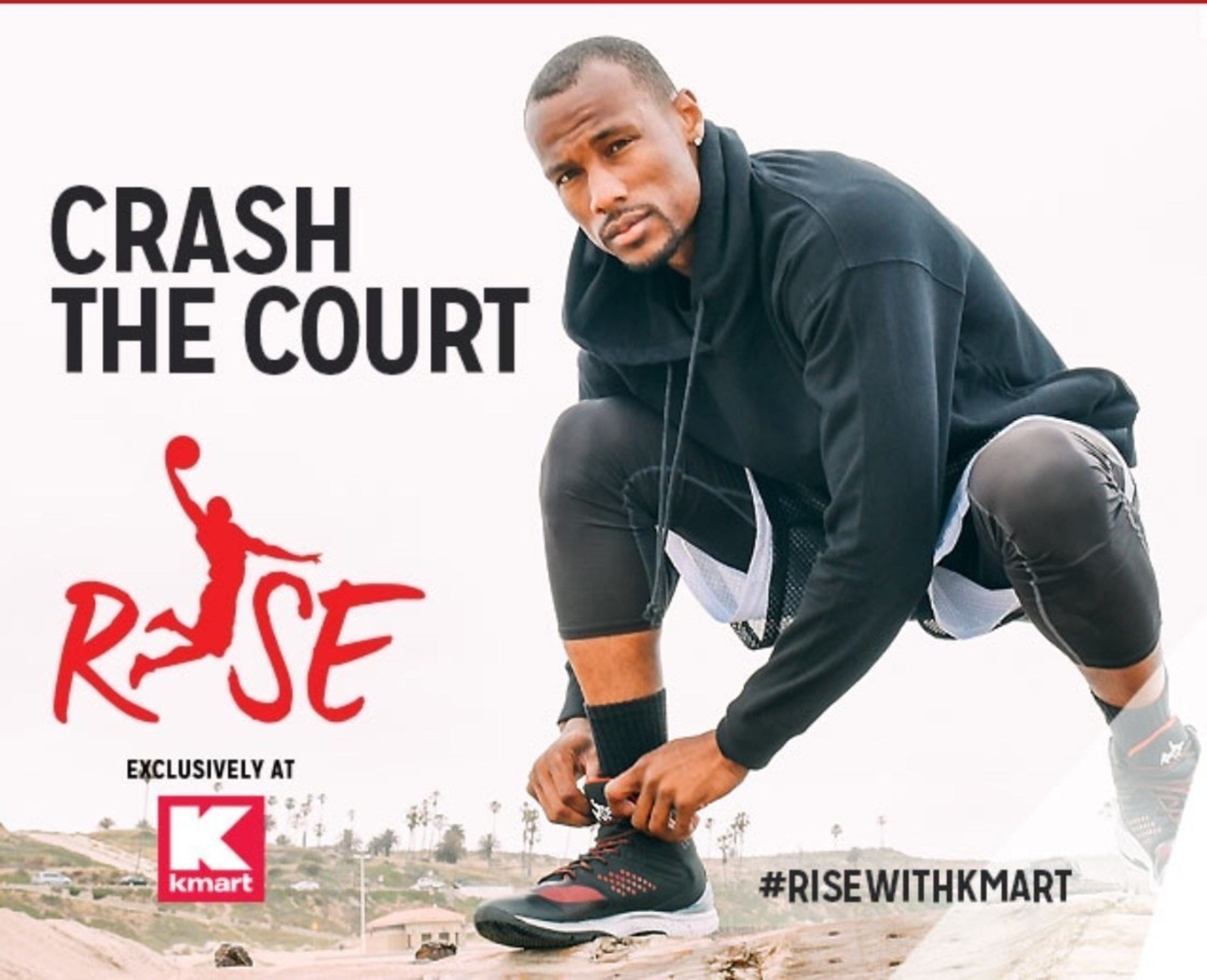 Kmart Alley-Oops to Risewear(TM), Launches New Sport Shoe and Athleisure Brand