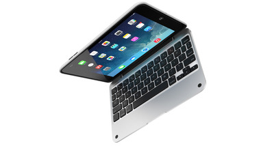 ClamCase Pro for iPad mini. (PRNewsFoto/ClamCase) (PRNewsFoto/CLAMCASE)